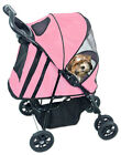 NEW Pet Gear Happy Trails Dog Cat Stroller ALL COLORS PG8100 PG8150