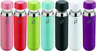 Grunwerg Drink Pod Drinkpod Vacuum Flask Stainless Steel 300ml Different Colours