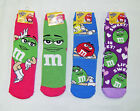 ONE pair Women's M&M Slipper Sock - Chose from 4 Styles