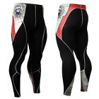 FIXGEAR P2L-B5 Skin Compression Tights Training Running Base layer Leggings MMA