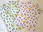 1 to 12 pc lot Unisex Children's Pediatric Medical Hospital Tie Gown Pajama M  L