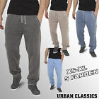 URBAN CLASSICS BURNOUT VINTAGE SWEATPANT GEWASCHEN SWEATPANTS TRAININGSHOSE HOSE
