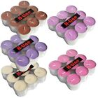 CINNAMON SCENTED TEA LIGHTS CANDLES TEALIGHTS 8HR 8HOUR CHRISTMAS