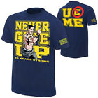 John Cena Blue Ten Years Strong Kids T-shirt Boys