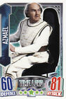 Doctor Who Alien Attax Trading Cards Pick From List 203 to 240