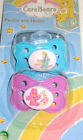 NEW Set Of 2 Care Bears Baby BPA Free Pacifiers Choose color