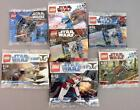Star Wars Lego Mini Set Brand New Sealed Lots to Choose Take Your Pick