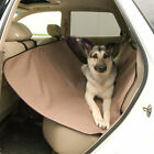 "54""x58"" Dog Pet Car Rear Seat Hammock Protective Cover"