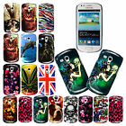 For Samsung Galaxy S3 SIII Mini i8190 Printed Hard Shell Case Protection Cover