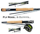*Mountain* - Fly Fishing Rods - Or Fly Fishing Oufits -  for Fly & Trout Fishing