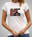 Just Another Name - Lady-fit T-shirt 100% unofficial Janoskians Tshirt (D444)