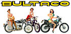 Bultaco Chicas Motorcycle T-Shirt. Gents, Ladies & Kids Sizes. Motorbike Gift image