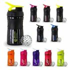 BlenderBottle SportMixer Protein Shaker Cup 20oz Blender Bottle Sport Mixer Mini
