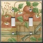 metal light switch plate cover country decor