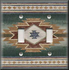 Light Switch Plate Cover - Southwestern Pattern 02 - Home Decor