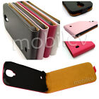 LOT PU Leather 4 Color Protective Vertical Flip For Samsung Galaxy S4 IV i9500