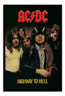 Framed AC/DC Highway To Hell Poster Ready To Hang - Choice Of Frame Colours