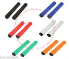 Bicycle Track Bike Grips 175mm Kraton Rubber ( 6 color )  BMX,ROAD FIXE BIKE