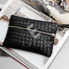 Fashion 10 Colors Faux Leather Embossing Clutch Evening Handbag Bag Totes Purse
