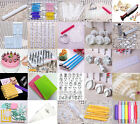 Various Fondant Cake Sugarcraft Gum Paste Decorating Modelling Cutter DIY Tool A