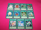 YU GI OH THE DUELIST GENESIS COMMON TDGS SPELL CARDS YOU CHOOSE UNLTD ED NEW