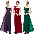 Ever Pretty Women's One Shoulder Party Bridesmaid Evening Prom Gown Dress 09503