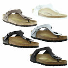 New Birkenstock Sandals Gizeh Womens Shoes Ladies Size UK 3-8