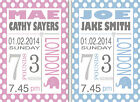 New Baby Girl Or Boy Birth Announcement Cards Free Envelopes