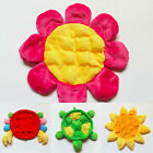 Turtle/ Crab/ Flower Pet Cat Dog Squeaky Toys Plush Chews Toys Pet Supplies GIFT