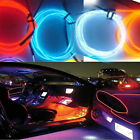 In Car Ambient Lighting Transparent Cold light Car decoration Interior