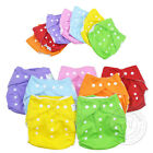 Baby Cloth Diapers Adjustable Diapers Breathable Washable Summer Models Diapers