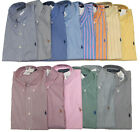 Polo Ralph Lauren Mens Classic Fit Long Sleeve Button Down Casual Dress Shirt