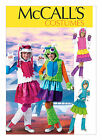 McCall's 6816 OOP Sewing Pattern to MAKE Monster Costumes & Accessories