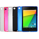 ★S Line TPU Gel Silicone Soft Case Cover Skin for Asus Google Nexus 7 2nd Gen★