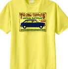 "Austin Maxi ""Ticking Tappets Garage Services"" humour  t-shirt"