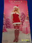 Jingle Bell Baby Santa Claus Christmas Fancy Dress Halloween Sexy Adult Costume