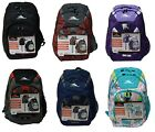 HIGH SIERRA RIPRAP DELUXE PADDED BACKPACK LAPTOP MP3 CELL PHONE POCKETS WOW NEW!