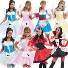 Ladies Womens Nursery Rhyme Storybook Fairytale TV Film Fancy Dress Costume NEW*