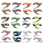 12 style Eye tattoos stickers*temporary makeup*Party Fancy eye liner Sexy shadow