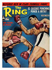 Cassious Clay Boxing Magazine Cover Print - Framed And Memo Board Available