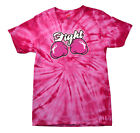 Cancer Awareness T-Shirt Fight With Pink Boxing Gloves