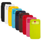 New Flip PU Leather Case Cover Smart Wake View for Samsung Galaxy S4 SIV i9500