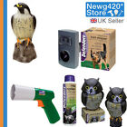Mult-Listing Defenders Mega Sonic Cat, Dog, Mole Repellent, Owl, Falcon, Rabbit