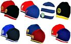 OFFICIAL FOOTBALL CLUB - KNIT REVERSIBLE BEANIE HAT CAP BRONX CUFF - GIFT XMAS