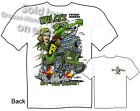 Rat Fink T Shirt Jeep Willys Big Daddy Roth Tee Potent Rodent Sz M L XL 2XL 3XL