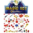 Set of 10 Children's Magic Trick Sets - Ideal Magician Kits for Party Bags