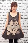 Pete Doherty The Libertines WOMEN T-SHIRT DRESS Tank Top Tunic Vest Size M L