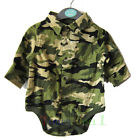 Baby Child infant Toddler Romper OnePiece Bodysuit Outfit outerwear Camouflage