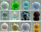 10pcs Facet crystal glass BALL DROP STRASS beads 20MM  Variety of colours