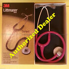 3M LITTMANN SELECT STETHOSCOPE - NIB - 3 YEAR WARRANTY - All Colors Available